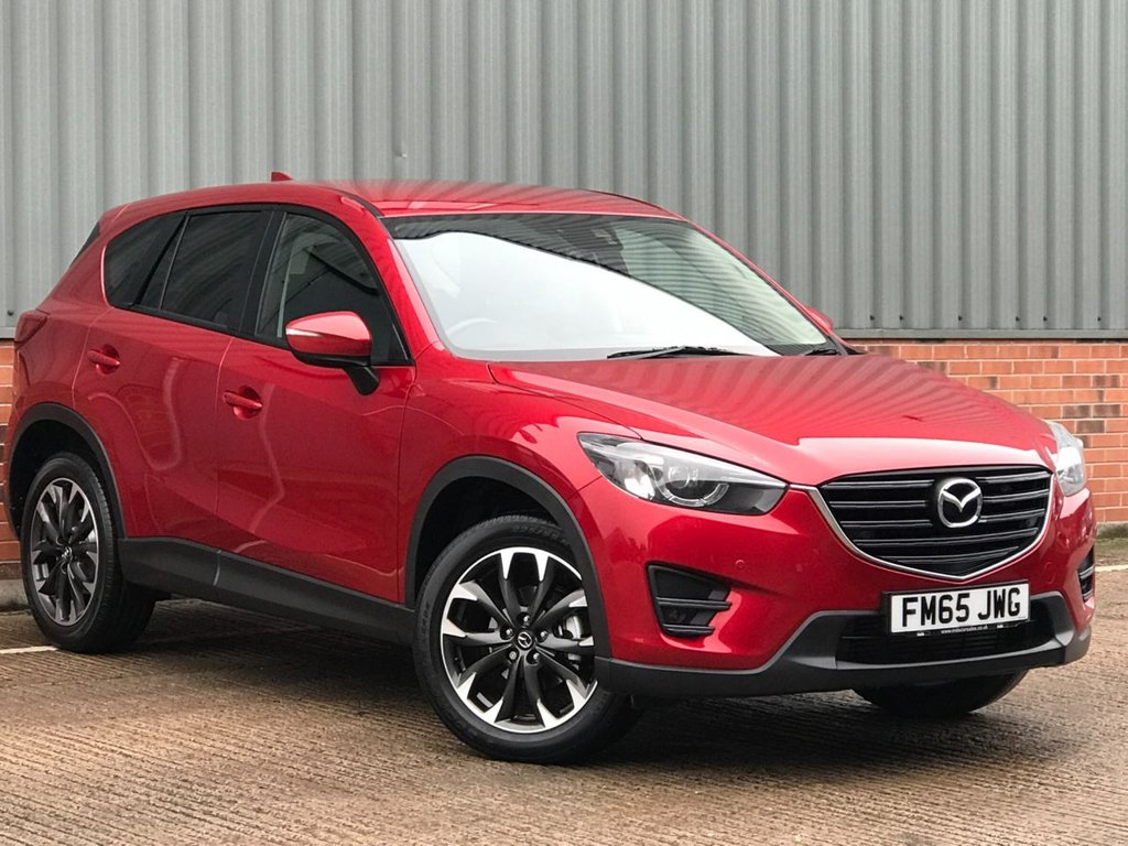 USED 2016 65 MAZDA CX-5 2.2 D SPORT NAV 5d 148 BHP FANTASTIC CONDITION AND SPECIFICATION