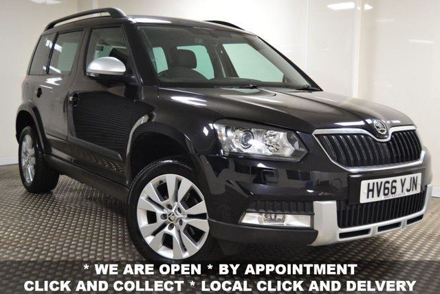 USED 2016 66 SKODA YETI 2.0 OUTDOOR SE L TDI SCR 5d 109 BHP *JANUARY SALE NOW ON*