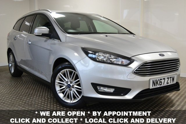 USED 2017 67 FORD FOCUS 1.5 ZETEC EDITION TDCI 5d 118 BHP *JANUARY SALE NOW ON*