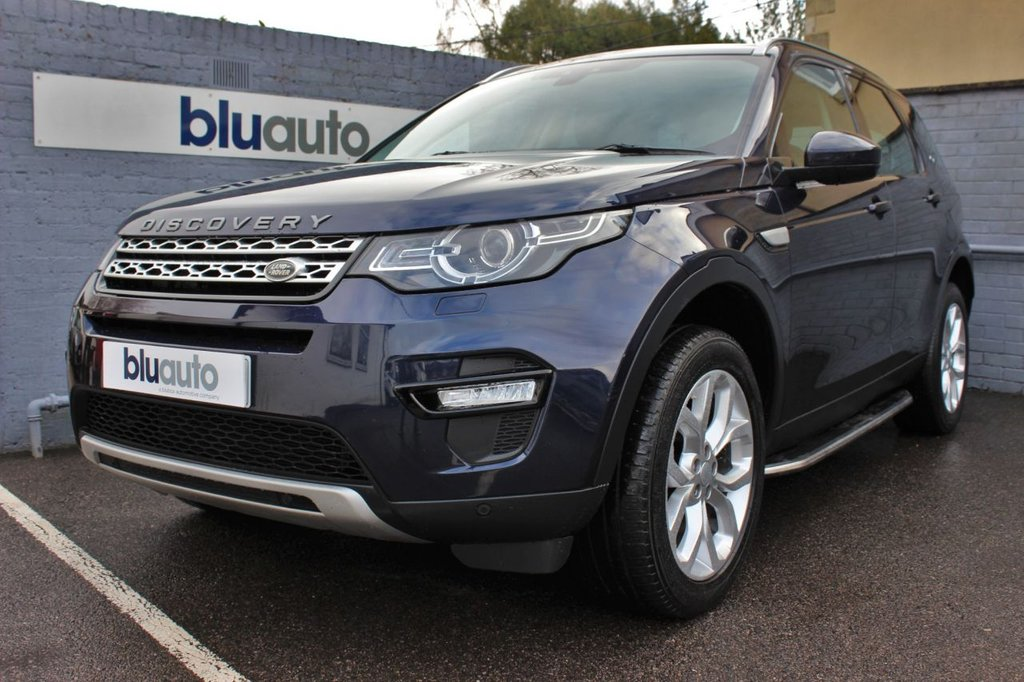 USED 2016 66 LAND ROVER DISCOVERY SPORT 2.0 TD4 HSE 5d 180 BHP 2 Owners, Full Service History, £2500 Worth of Optional Extras