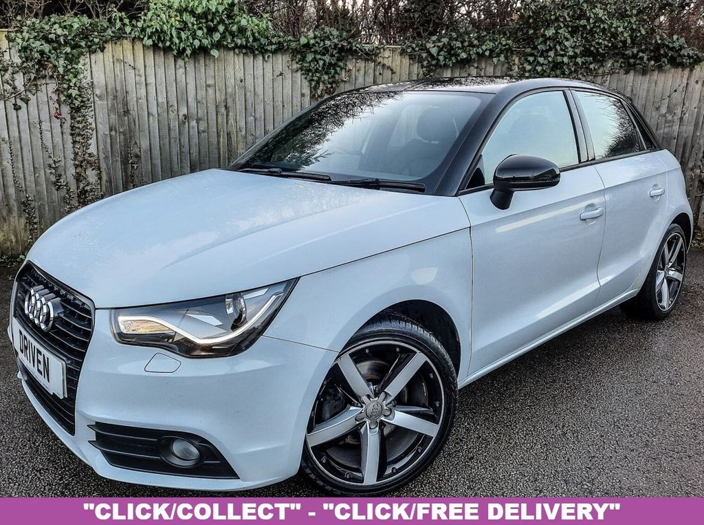 USED 2013 13 AUDI A1 1.6 SPORTBACK TDI AMPLIFIED EDITION 5d 103 BHP