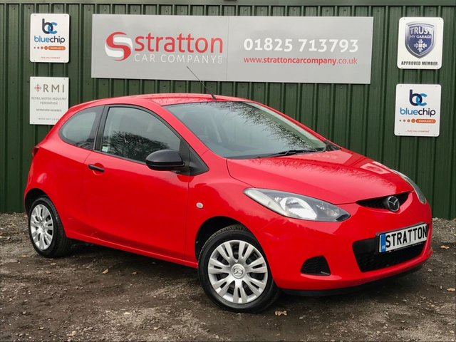 2009 59 MAZDA 2 1.3 TS 3d 74 BHP ONE OWNER FROM NEW