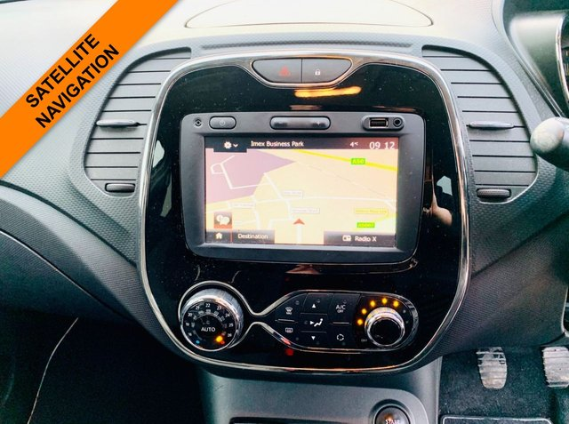 USED 2016 16 RENAULT CAPTUR 1.5 DYNAMIQUE S NAV DCI 5d 90 BHP ONE OWNER FROM NEW - FULL SERVICE HISTORY - 12 MONTH MOT - SATELLITE NAVIGATION - DAB RADIO - 3 MONTH WARRANTY