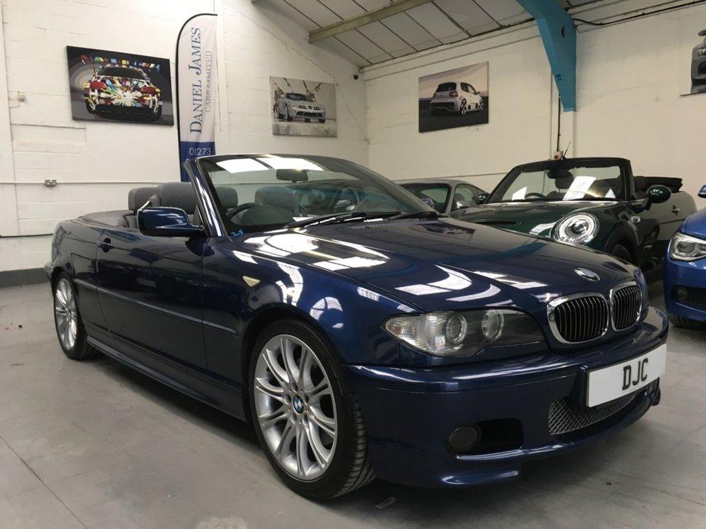 USED 2003 03 BMW 3 SERIES 3.0 330CI SPORT 2d 228 BHP
