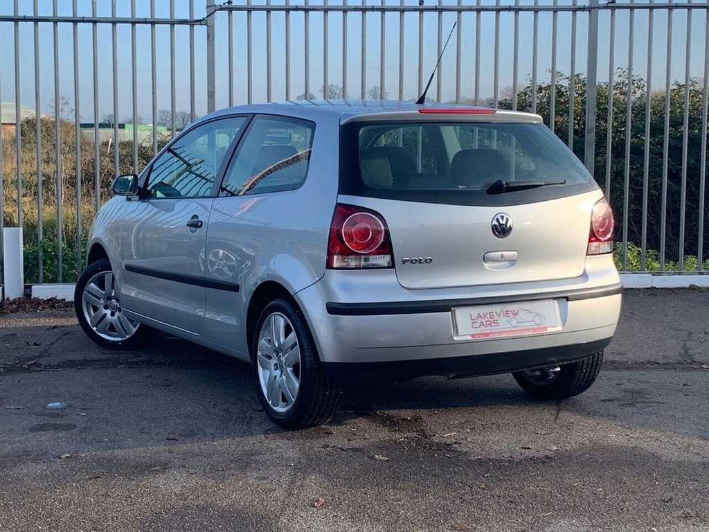USED 2006 G VOLKSWAGEN POLO 1.2 E 3d 54 BHP