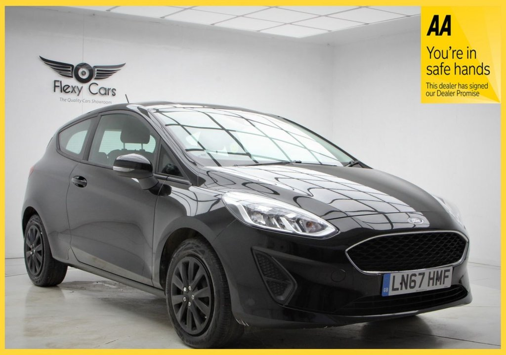 USED 2017 67 FORD FIESTA 1.1 STYLE 3d 70 BHP