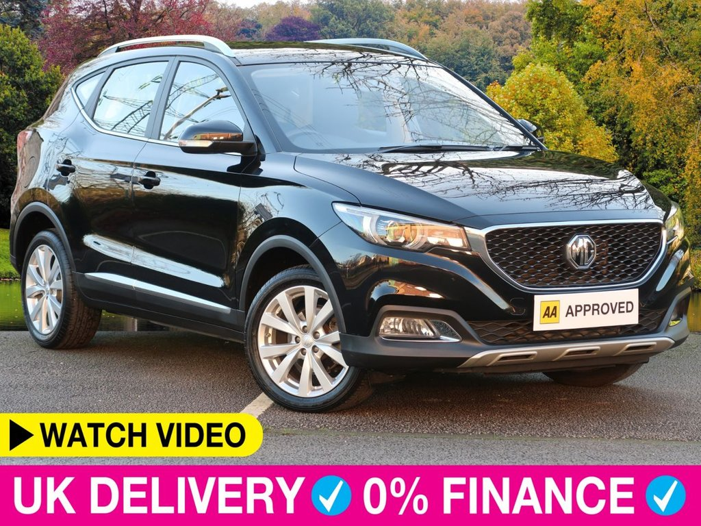 USED 2020 69 MG MG ZS 1.0 T-GDi Excite Automatic DCT 5dr Park Assist Park Assist Bluetooth Air Con