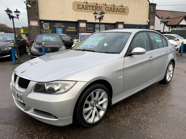 USED 2008 58 BMW 3 SERIES 2.0 320D EDITION SE 4d 174 BHP