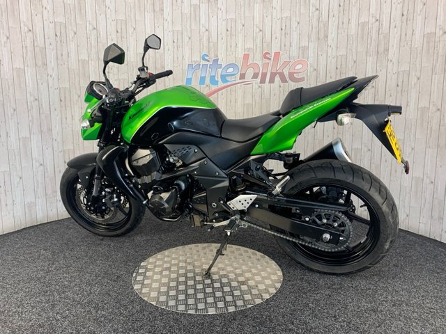 KAWASAKI Z750 at Rite Bike