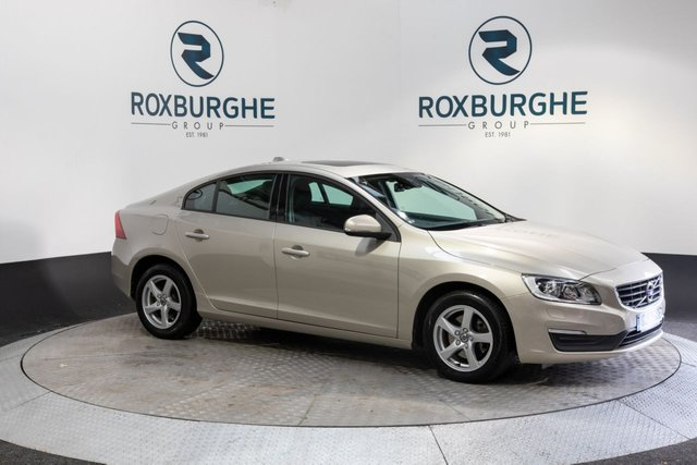 USED 2017 17 VOLVO S60 2.0 D3 BUSINESS EDITION 4d 148 BHP