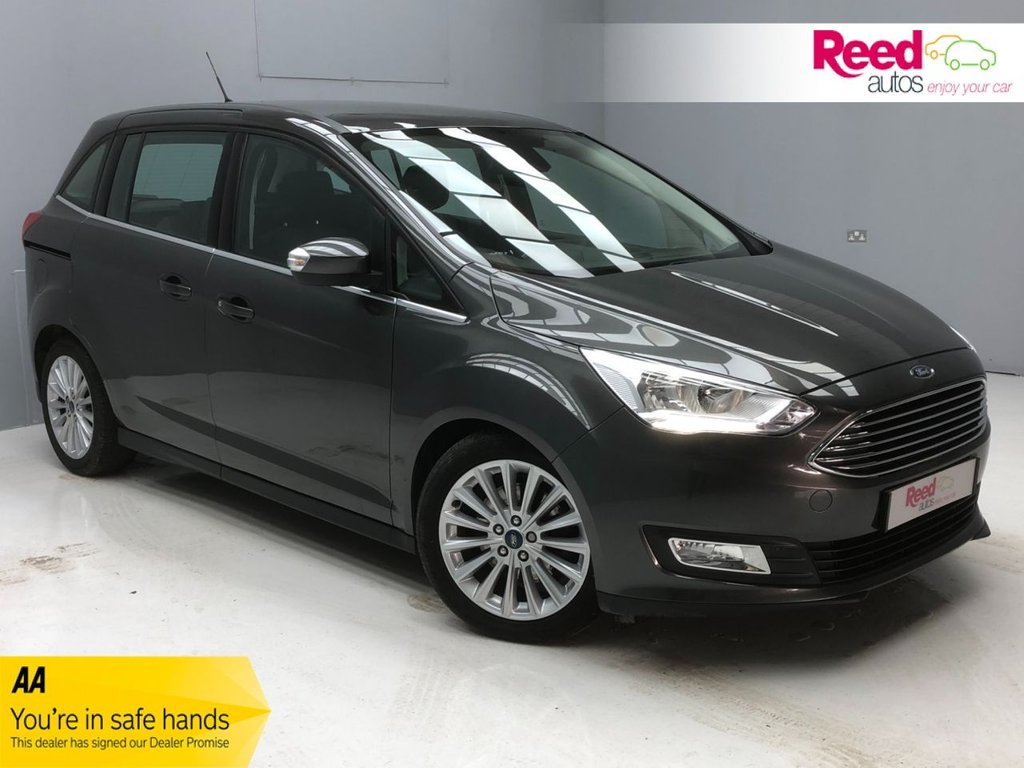 USED 2016 66 FORD GRAND C-MAX 1.5 TITANIUM TDCI 5d 118 BHP