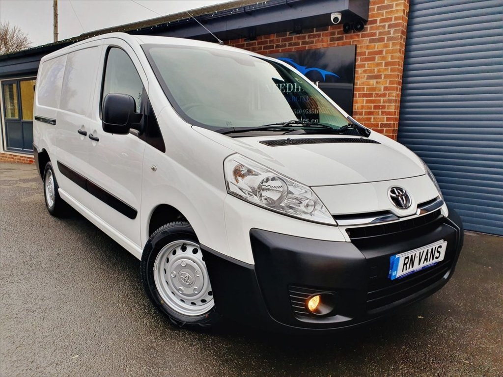 USED 2015 15 TOYOTA PROACE 2.0 L2H1 HDI 1200 P/V 127 BHP *** FULLY PREPARED - READY TO GO ***