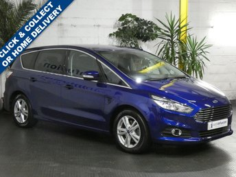 2016 FORD S-MAX