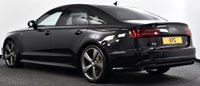 USED 2015 65 AUDI A6 SALOON 2.0 TDI ultra Black Edition S Tronic (s/s) 4dr 2 Owners, F/A/S/H, Great Spec