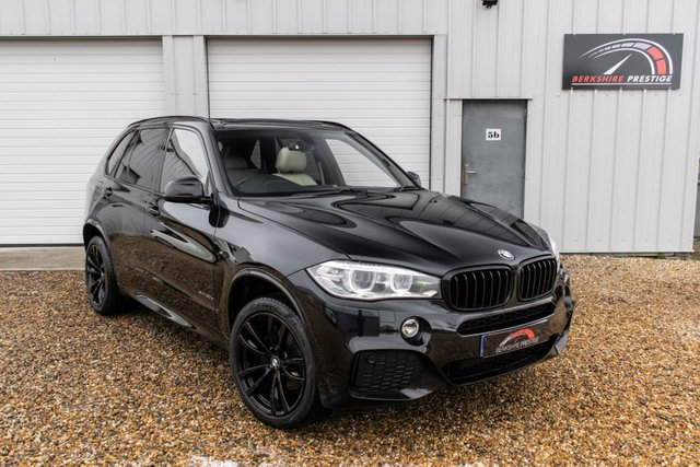 2014 63 BMW X5 3.0 XDRIVE30D M SPORT 5d 255 BHP