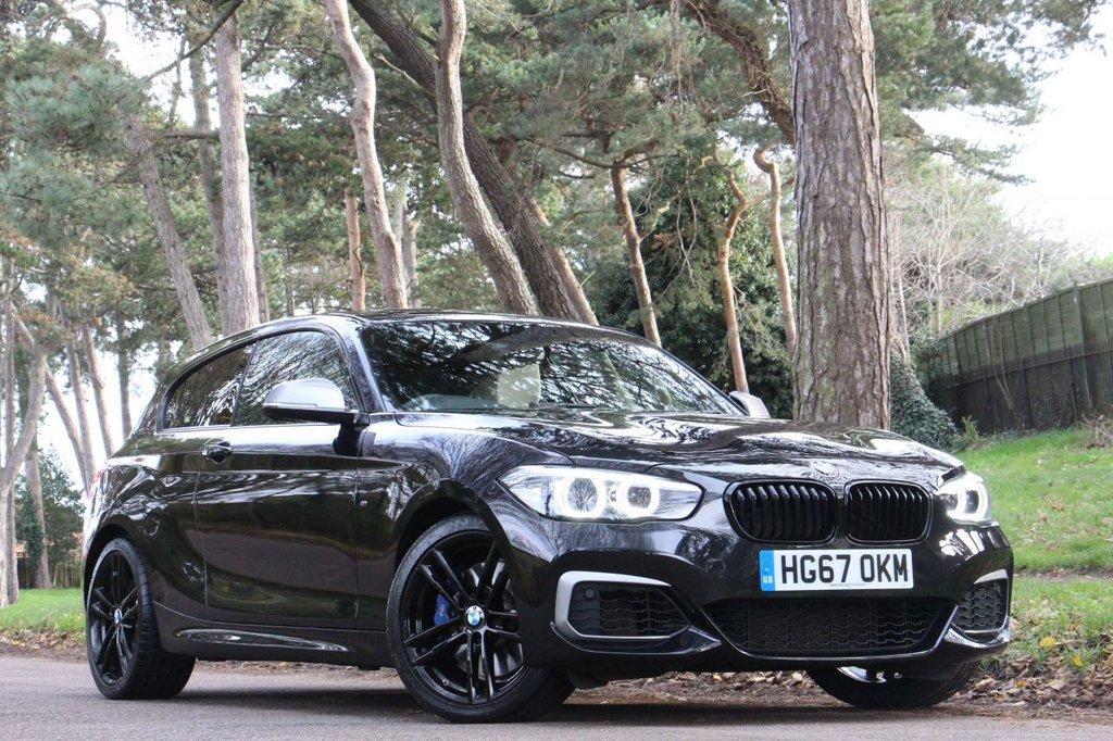 USED 2018 67 BMW 1 SERIES M140i SHADOW EDITION 340BHP