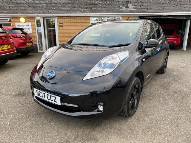 View our NISSAN LEAF
