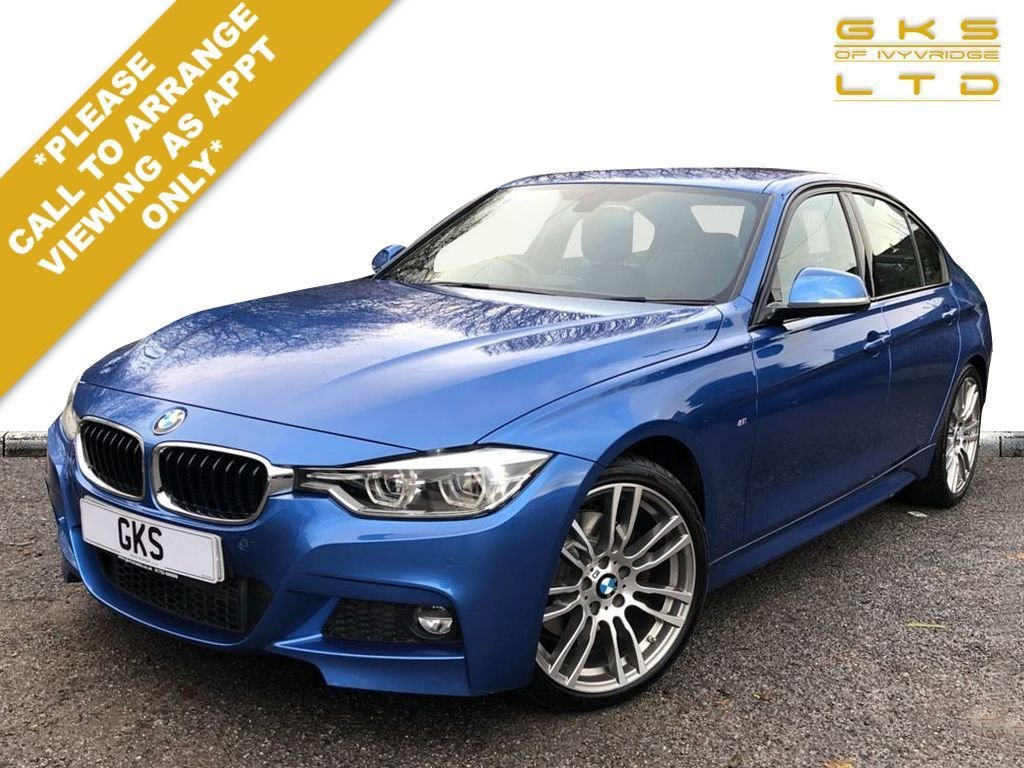 USED 2017 67 BMW 3 SERIES 3.0 330D M SPORT 4d 255 BHP ** NATIONWIDE DELIVERY AVAILABLE **