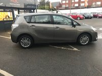 USED 2017 66 TOYOTA VERSO 1.6 D-4D ICON 5d 110 BHP 1 OWNER, TOYOTA HISTORY !!