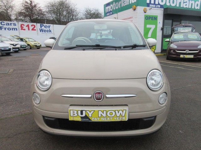 USED 2013 63 FIAT 500 1.2 COLOUR THERAPY 3d 69 BHP **BOOK YOUR TEST DRIVE NOW**
