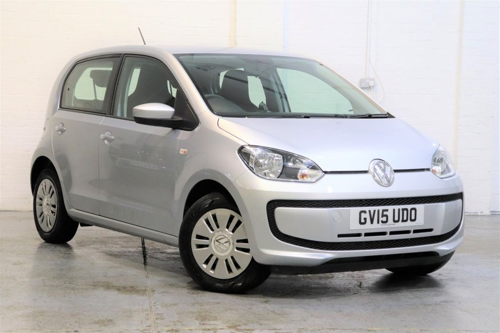 USED 2015 15 VOLKSWAGEN UP 1.0 MOVE UP 5d 59 BHP Satnav + Parking Aid + Cruise + Fsh