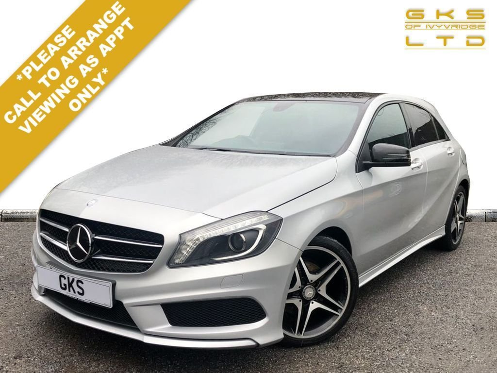USED 2015 15 MERCEDES-BENZ A-CLASS 2.1 A200 CDI AMG SPORT 5d 136 BHP ** NATIONWIDE DELIVERY AVAILABLE **