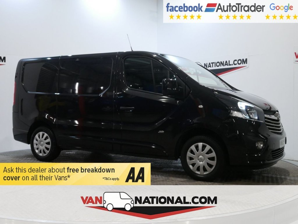USED 2016 16 VAUXHALL VIVARO 1.6 2700 L1 H1 CDTI SPORTIVE*WORKSHOP*TAILGATE*RACKING*INVERTER* * ONE OWNER * AIR CON * TAILGATE * ZERO DEPOSIT FINANCE AVAILABLE *