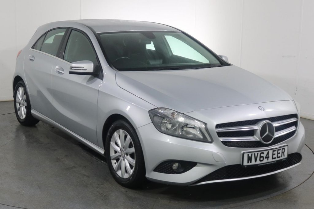 USED 2014 64 MERCEDES-BENZ A-CLASS 1.5 A180 CDI ECO SE 5d 109 BHP 4 Stamp DEALER SERVICE HISTORY