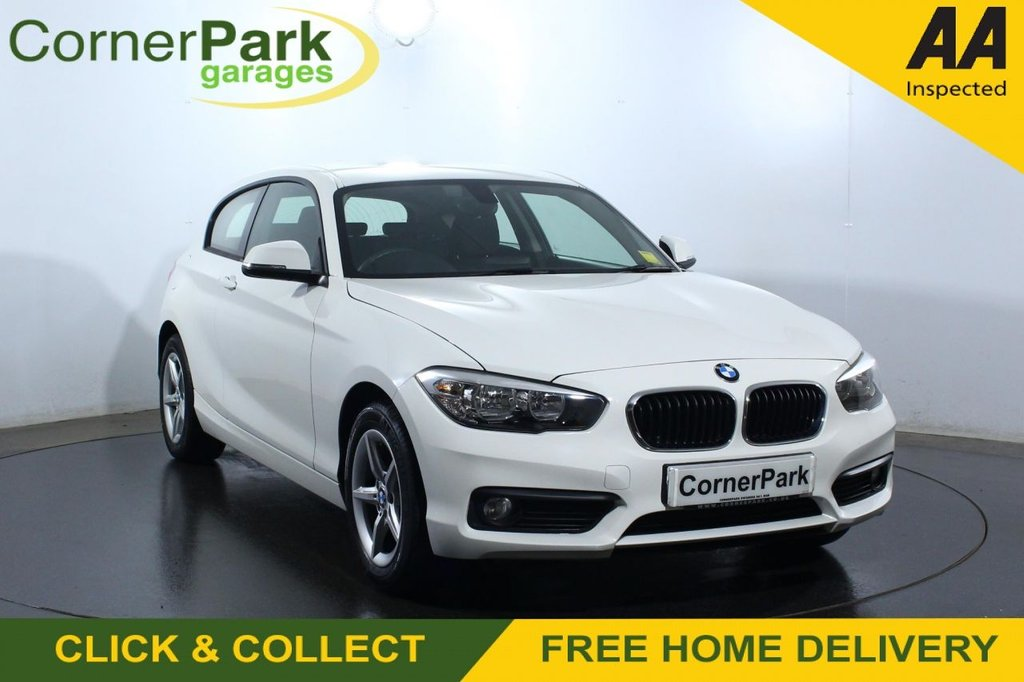 USED 2017 17 BMW 1 SERIES 1.5 118I SE 3d 134 BHP