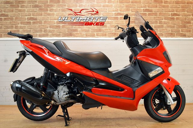 USED 2008 08 GILERA NEXUS 250 SP  - FREE NATIONWIDE DELIVERY