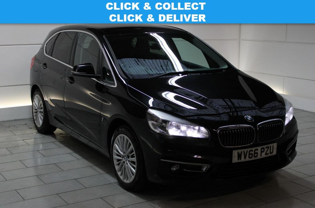 USED 2016 66 BMW 2 SERIES Active Tourer 1.5 225xe 7.6kWh Luxury Active Tourer Auto 4WD (stop/start) 5dr [NAV]