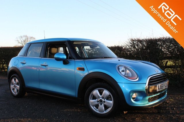 USED 2016 65 MINI HATCH COOPER 1.5 COOPER D 5d 114 BHP AUTOMATIC VIEW AND RESERVE ONLINE OR CALL 01527-853940 FOR MORE INFO.