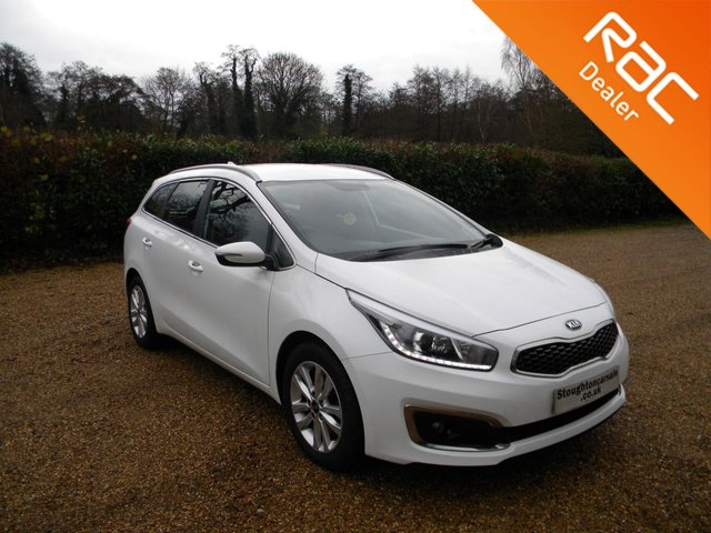 USED 2018 18 KIA CEED 1.6 CRDI 2 ISG 5d 134 BHP BY APPOINTMENT ONLY - Still Under Kia Warranty, Automatic Estate, Reversing Camera, Sat Nav, Alloy Wheels, Cruise Control, DAB