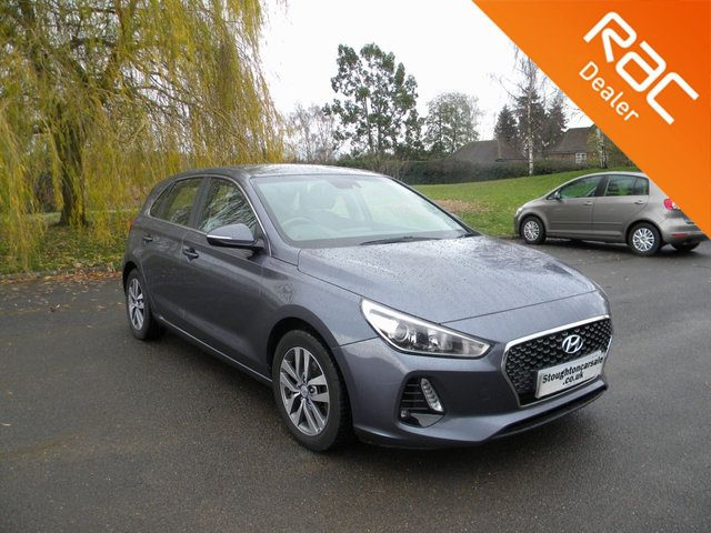 USED 2017 67 HYUNDAI I30 1.0 T-GDI SE 5d 118 BHP BY APPOINTMENT ONLY - Still Under Hyundai Warranty, Reversing Camera, Bluetooth, Alloy Wheels, Cruise Control