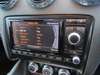 USED 2013 M AUDI TT 2.0 TFSI BLACK EDITION 2d 208 BHP SAT/NAV, BLUETOOTH, AMPLIFIED PACK, BOSE SOUND, TINTED GLASS..