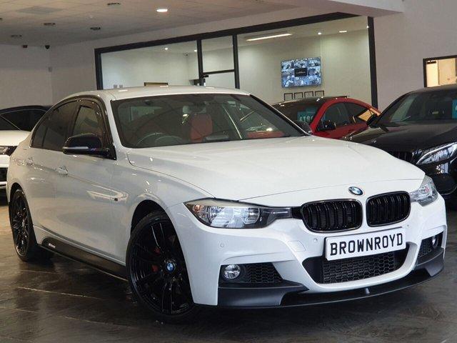USED 2015 14 BMW 3 SERIES 3.0 335D XDRIVE M SPORT 4d 308 BHP BM PERFORMANCE STYLING+6.9%APR