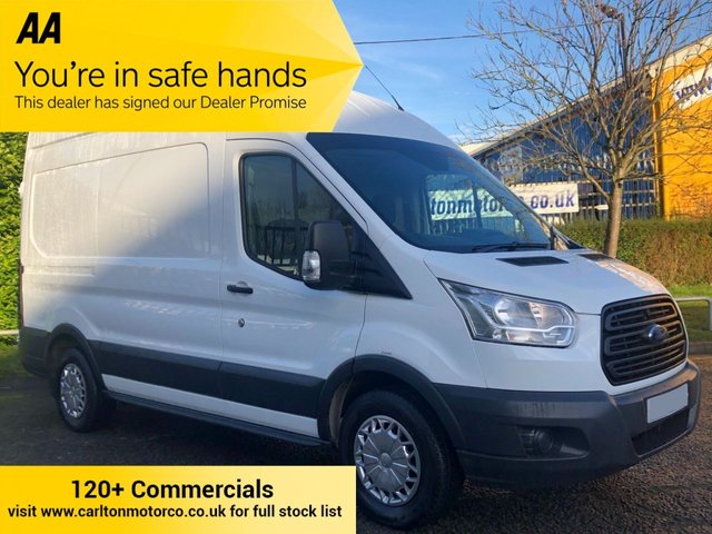 2015 64 FORD TRANSIT 350 TDCi 125 L2 H3 [ MOBILE WORKSHOP+PTO ] HIGH ROOF P/V