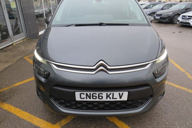 USED 2016 66 CITROEN C4 PICASSO 1.6 BLUEHDI VTR PLUS 5d 118 BHP