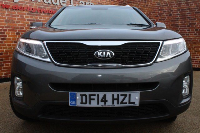 KIA SORENTO at Derby Trade Cars