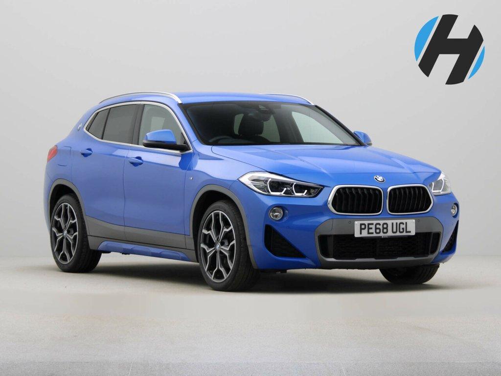 USED 2018 68 BMW X2 2.0 XDRIVE 18D M SPORT X