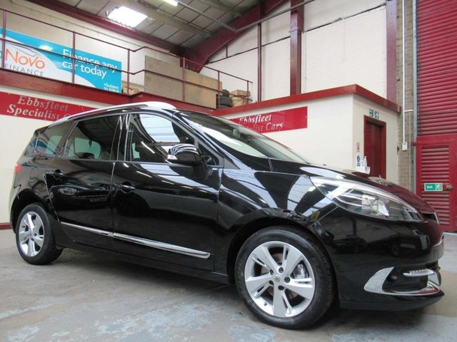 USED 2013 63 RENAULT GRAND SCENIC 1.6 TD ENERGY Dynamique TomTom (s/s) 5dr ***38000 MILES F/S/H***