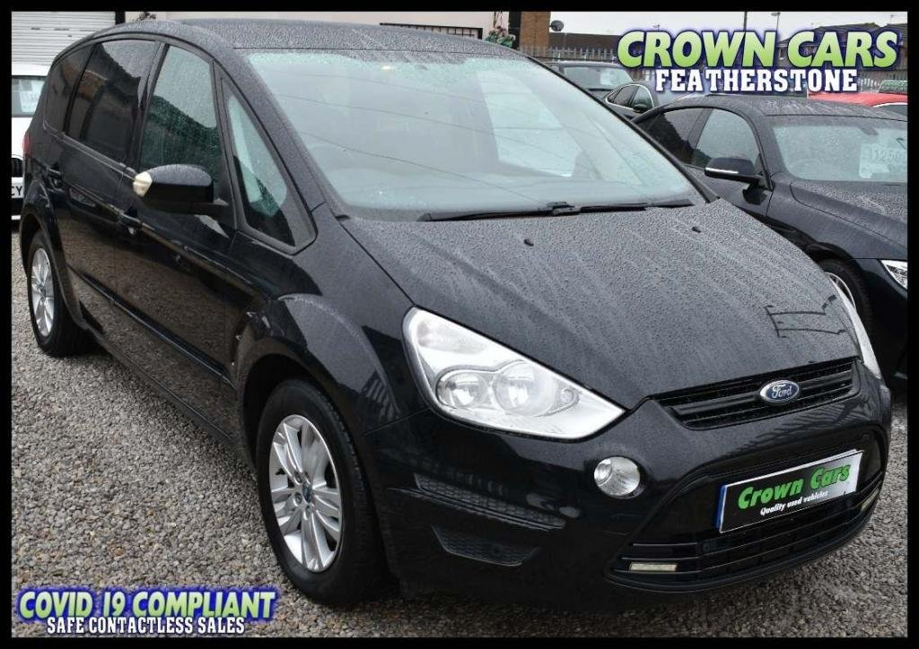 USED 2010 60 FORD S-MAX 2.0 TDCi Zetec 5dr FREE FINANCE ELIGIBILITY CHECK