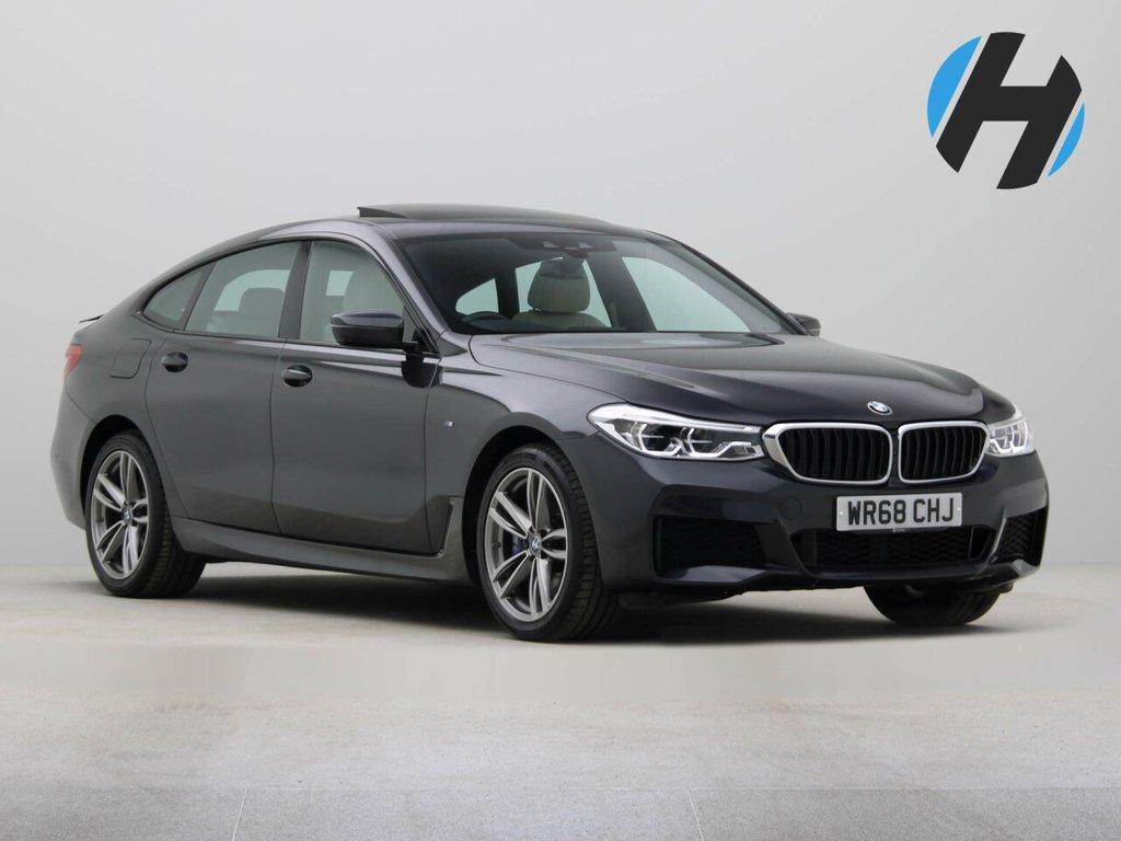 USED 2018 68 BMW 6 SERIES 3.0 630D M SPORT