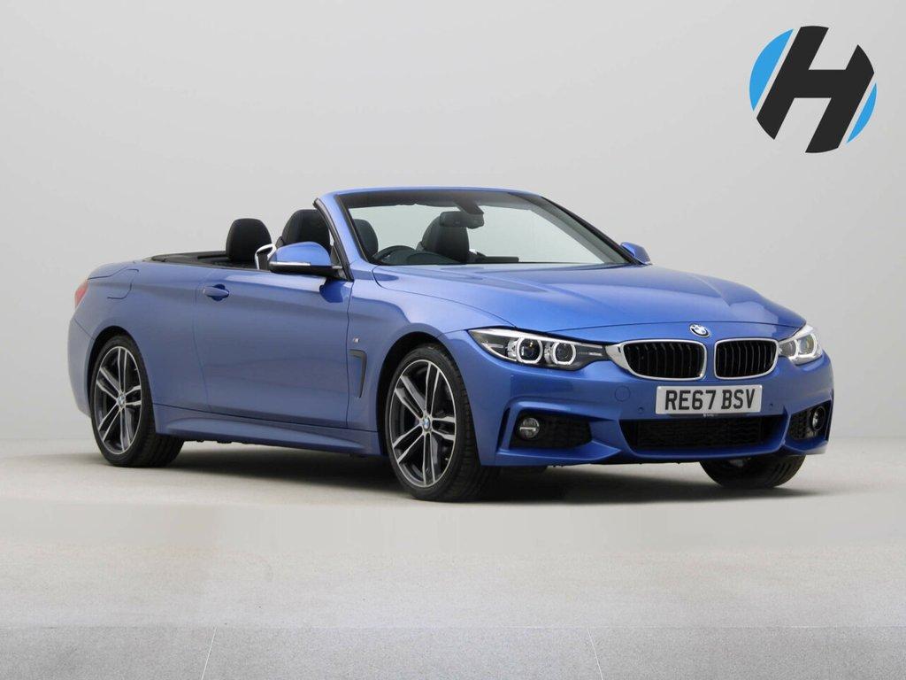 USED 2017 67 BMW 4 SERIES 2.0 420D M SPORT