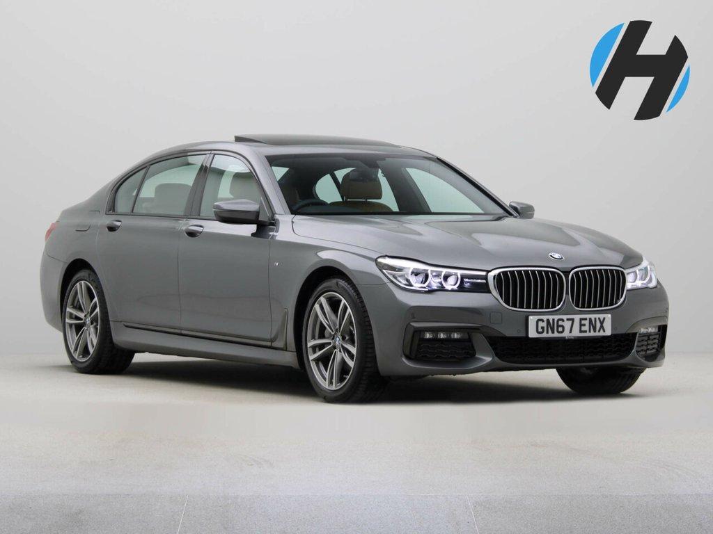 USED 2017 67 BMW 7 SERIES 3.0 730LD M SPORT