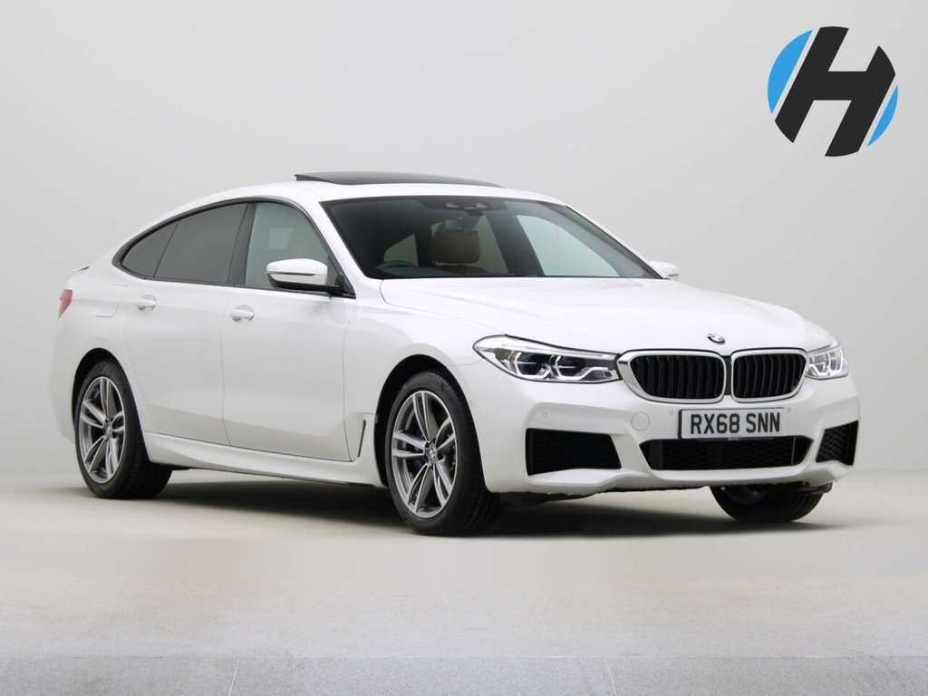 USED 2018 68 BMW 6 SERIES 2.0 630I M SPORT