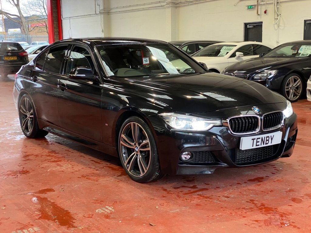 USED 2017 17 BMW 3 SERIES 2.0 330E M SPORT 4d AUTO 181 BHP
