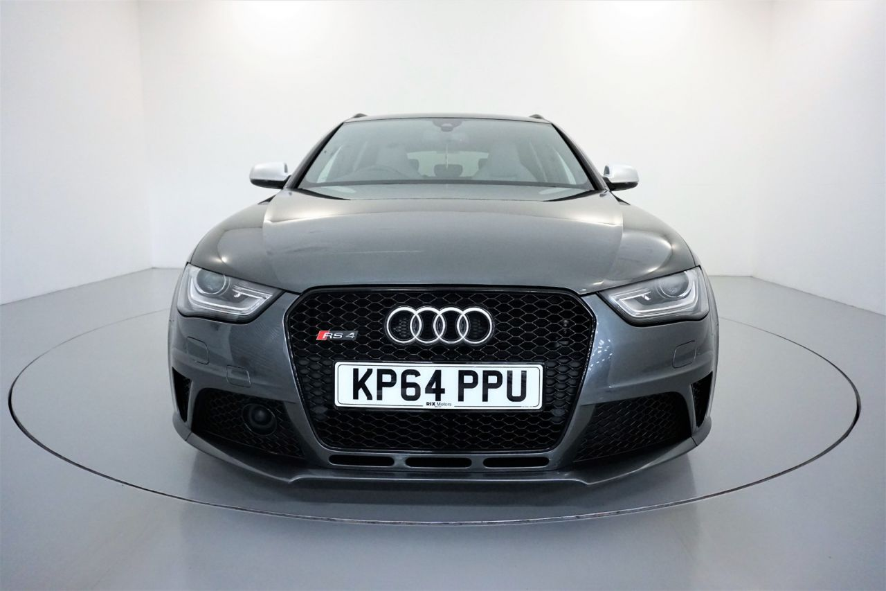 Used AUDI RS4 AVANT for sale