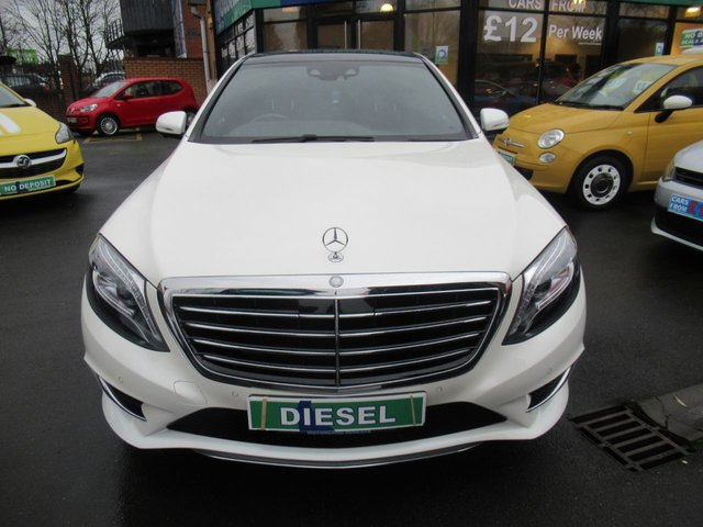 USED 2016 16 MERCEDES-BENZ S-CLASS 3.0 S 350 D AMG LINE EXECUTIVE 4d 255 BHP ** 01543 379066 ** JUST ARRIVED ** **DIESEL AUTOMATIC