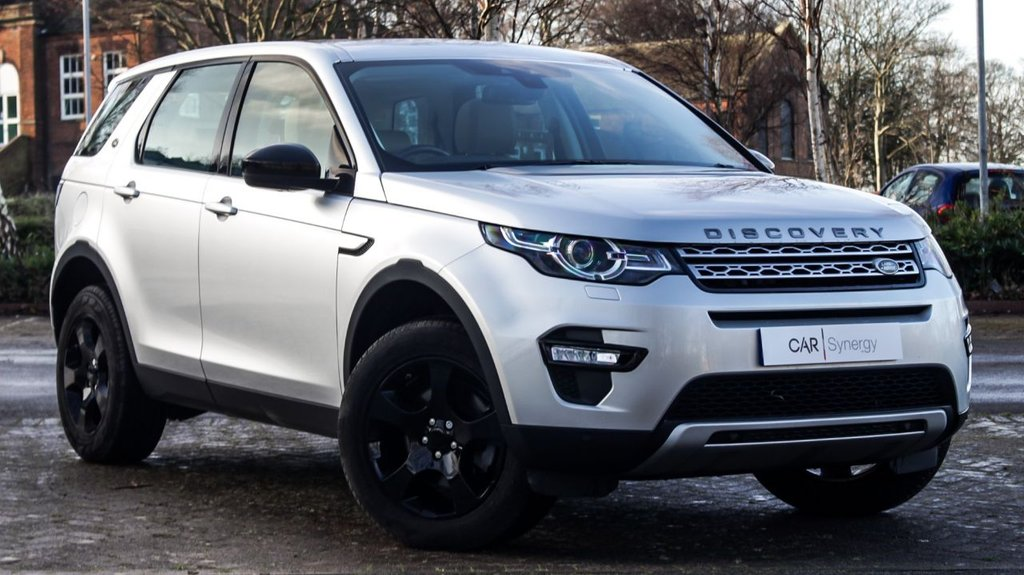 USED 2017 17 LAND ROVER DISCOVERY SPORT 2.0 TD4 HSE 5d 150 BHP